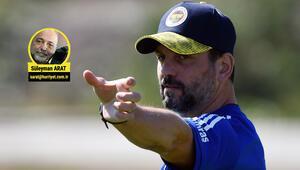 Son dakika haberi | Fenerbahçede yeni dönem Erol Bulut ilk kez uyguladı