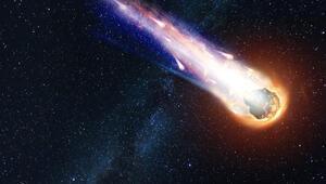 Dünyaya yaklaşan gök cismi eski bir roket parçası mı