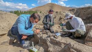 Vanda Erken Tunç Çağına ait buluntulara rastlandı