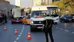 İstanbulda 2. aşama eğitim başladı Servisler denetlendi, öğrenciler okullarda karşılandı