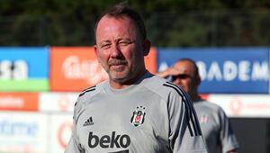 Son Dakika   Beşiktaşta Sergen Yalçının raporu ortaya çıktı