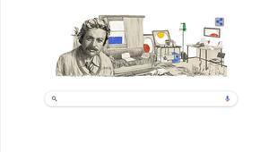 Googleın ana sayfasında Oğuz Atay sürprizi