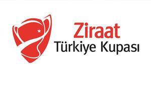 Ziraat Türkiye Kupasında ilk tur heyecanı yarın başlıyor 42 takım...