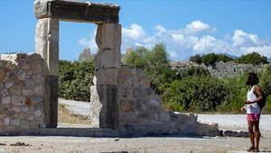 Pataradaki Roma hamamı 2021de ziyarete açılacak