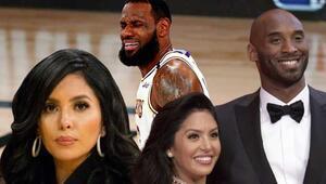 Los Angeles Lakersın NBA şampiyonluğunun ardından duygusal anlar Kobe Bryant...