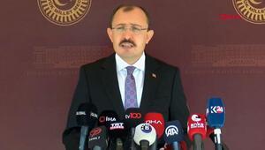 Son dakika haberler... AK Parti Grup Başkanvekili Muştan önemli açıklamalar
