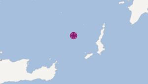 Son dakika haberler... Datça açıklarında 4 büyüklüğünde deprem