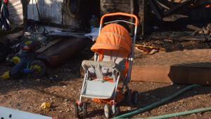 Antalyada çok acı olay 6 aylık bebek can verdi...