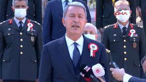 Bakan Akar'dan NAVTEX kararı ile ilgili son dakika açıklaması