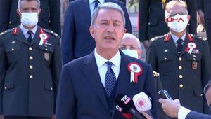 Bakan Akar'dan NAVTEX kararı ile ilgili açıklaması