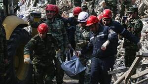 Ermenistanın Gencedeki sivilleri orta menzili balistik füze Elbrus ile vurduğu belirlendi