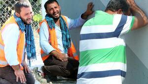 Adanada feci olay Cansız bedeninin etrafında sinir krizi geçirdiler