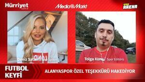 Ozan Tufan ve Efecan Karacanın performansında Alanyaspor özel teşekkürü hak ediyor