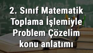 2. Sınıf Matematik Toplama İşlemiyle Problem Çözelim konu anlatımı