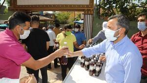 Başkan Kocaispir, mahalle ziyaretlerini sürdürüyor