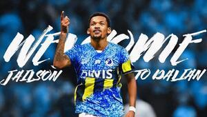 Son Dakika | Dalian Pro, Fenerbahçeden ayrılan Jailsonun transferini açıkladı