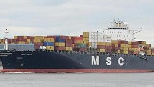 BAEden gönderilen ilk kargo gemisi İsraile ulaştı
