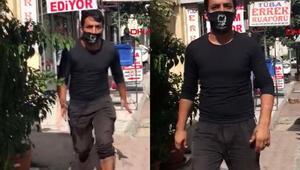 Antalyada seyyar satıcı, kadın zabıtaya saldırdı