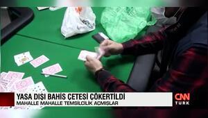 Yurt dışından sistem getirdiler Mahalle mahalle temsilcilik açtılar  Detaylarına CNN TÜRK ulaştı