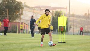 Yeni Malatyaspor, Konyaspor maçının hazırlıklarını sürdürdü