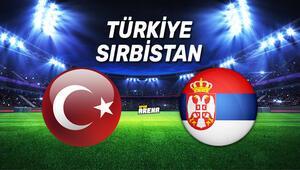 Türkiye Sırbistan milli maçı hangi kanalda, saat kaçta canlı yayınlanacak İşte canlı yayın bilgileri