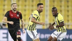 Karagümrük-Kasımpaşa maçı Fenerbahçe Ülker Stadında