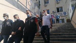 Son dakika... İstanbulda sahte içki operasyonunda gözaltına alınan 3 kişi adliyede