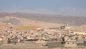 Son dakika… AA görüntüledi İşte terör örgütü PKKnın Sincardaki kampları…