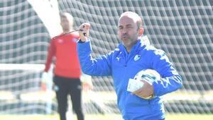 BB Erzurumsporda Hatayspor hazırlıkları Taktik ağırlıklı...