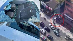 Kanadada Ermeniler Azerbaycanlılar ve Türklere saldırdı
