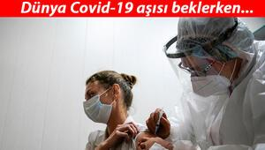 Son dakika haberler: Dünya Covid-19 aşısından haber beklerken... 100 yıllık aşıdan gelen haber şok etkisi yarattı
