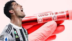 Son Dakika | Cristiano Ronaldonun corona virüsü testi pozitif çıktı