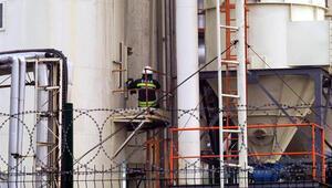 Tekirdağ'da fabrikada kaynak sırasında patlama: 3 işçi yaralı