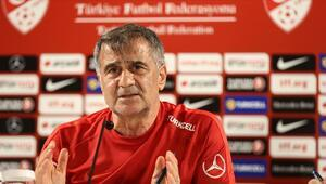 Son dakika haberi | Şenol Güneş: Çağlar Söyüncü Sırbistan maçında yok