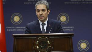 Dışişlerinden ABDnin skandal Doğu Akdeniz açıklamasına sert tepki
