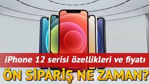 iPhone 12 serisi ön sipariş ne zaman İşte Apple iPhone 12 , iPhone 12 Pro özellikleri ve fiyatı