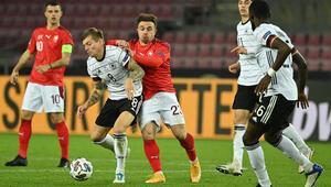 Almanya 3-3 İsviçre (Maç sonucu)
