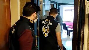 Son dakika haberleri... Polisler 6 ay adım adım takip etti Sahte siteyle göçmenleri dolandırıyorlardı: 36 gözaltı
