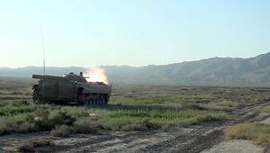 Azerbaycan ordusu, Ermenistanın balistik füze sistemlerini imha etti