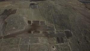 Vanda ızgara planlı antik kent gün yüzüne çıkarılıyor