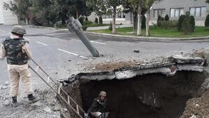 Son dakika haberler: Ermenistan misket bombası ve fosfor gazı kullandı