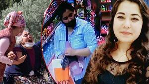 Son dakika haberleri... Gamzeyi sevgilisi öldürmüştü Genç kızın son görüntüleri ortaya çıktı