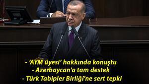 Son dakika haberler… Cumhurbaşkanı Erdoğandan AYM üyesinin paylaşımı hakkında açıklama
