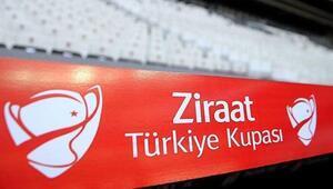 Ziraat Türkiye Kupası 1. turuna 12 maçla devam edildi 2. tura geçenler...