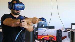 Denizciler sanal gerçeklikle eğitiliyor