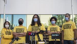 Lise öğrencilerinin bomba imha robotu: Naim