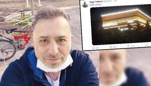 AYM üyesinin tweetiyle başladı: Başkentte ışıklı kriz