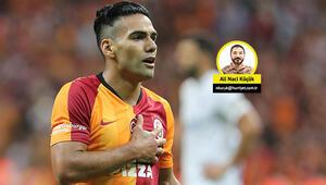 Son dakika haberi | Galatasarayda Radamel Falcao için ABD formülü