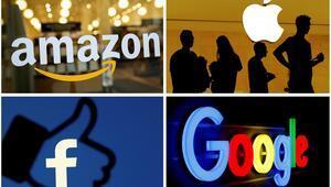 Amazon, Apple, Facebook ve Google ofis kapasitelerini artırdı