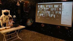 Ali Kuşçu Uzay Evi 50 binden fazla öğrenciye ulaştı